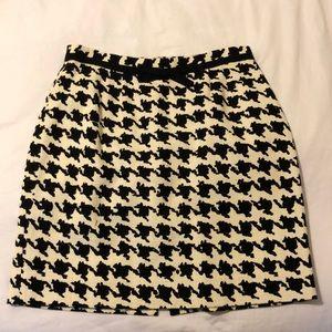 Kate Spade Herringbone Skirt